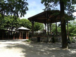 Jardin de l'Hôtel de Ville