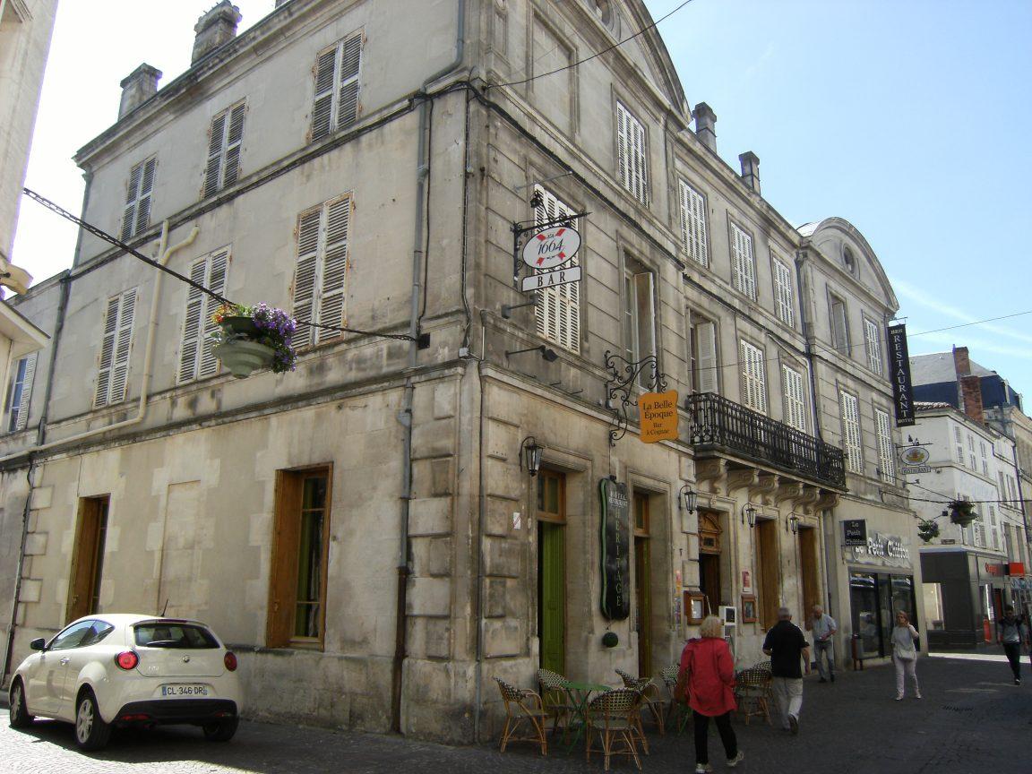 Hôtel de voyageurs dit Hôtel d'Orléans (mai 2015)