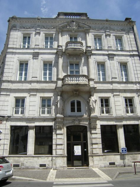 Hôtel François Ier (22 juin 2015)