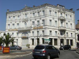 Hôtel François Ier (mai 2015)