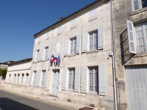 Jarnac - La maison natale de François Mitterrand (21 septembre 2016)