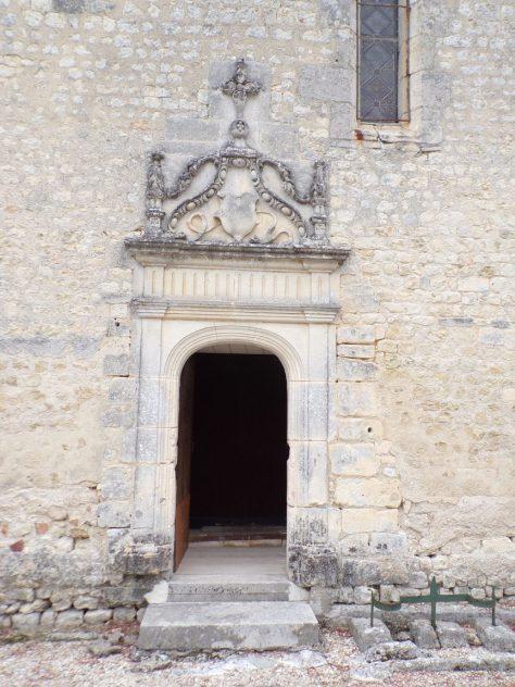 Eglise Saint-Martin de Juillac-le-Coq (18 septembre 2016)