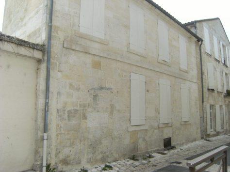 Maison, 13 rue du Palais (21 juillet 2015)