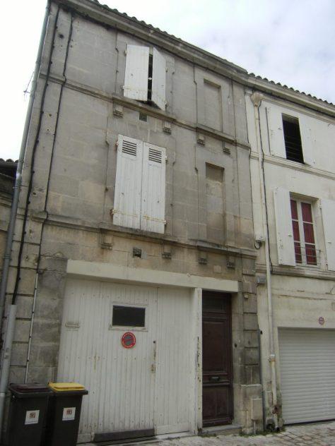 Maison, 13 rue du Prieuré (27 juillet 2015)