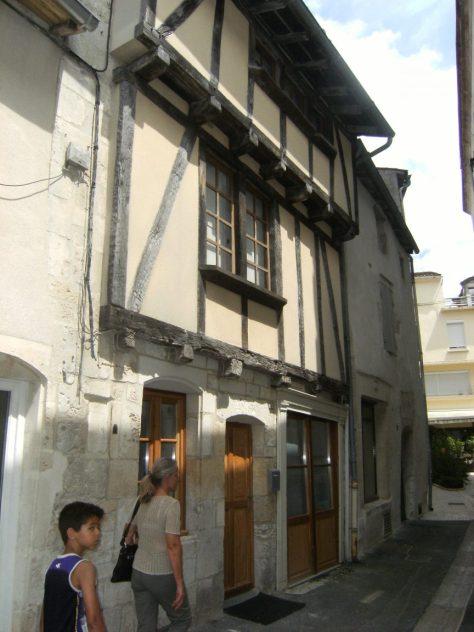 Maison, 4 rue du Palais (21 juillet 2015)