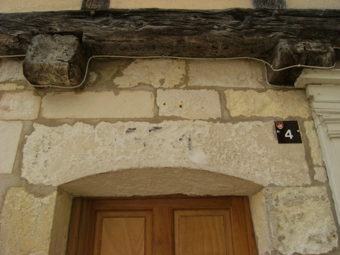 Maison, ancien n° 374 (27 mai 2016)
