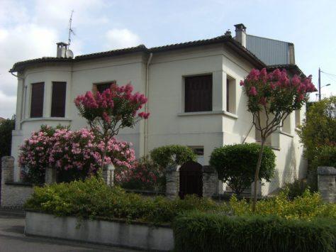 Maison – 15, avenue Maréchal Leclerc (14 juillet 2015)