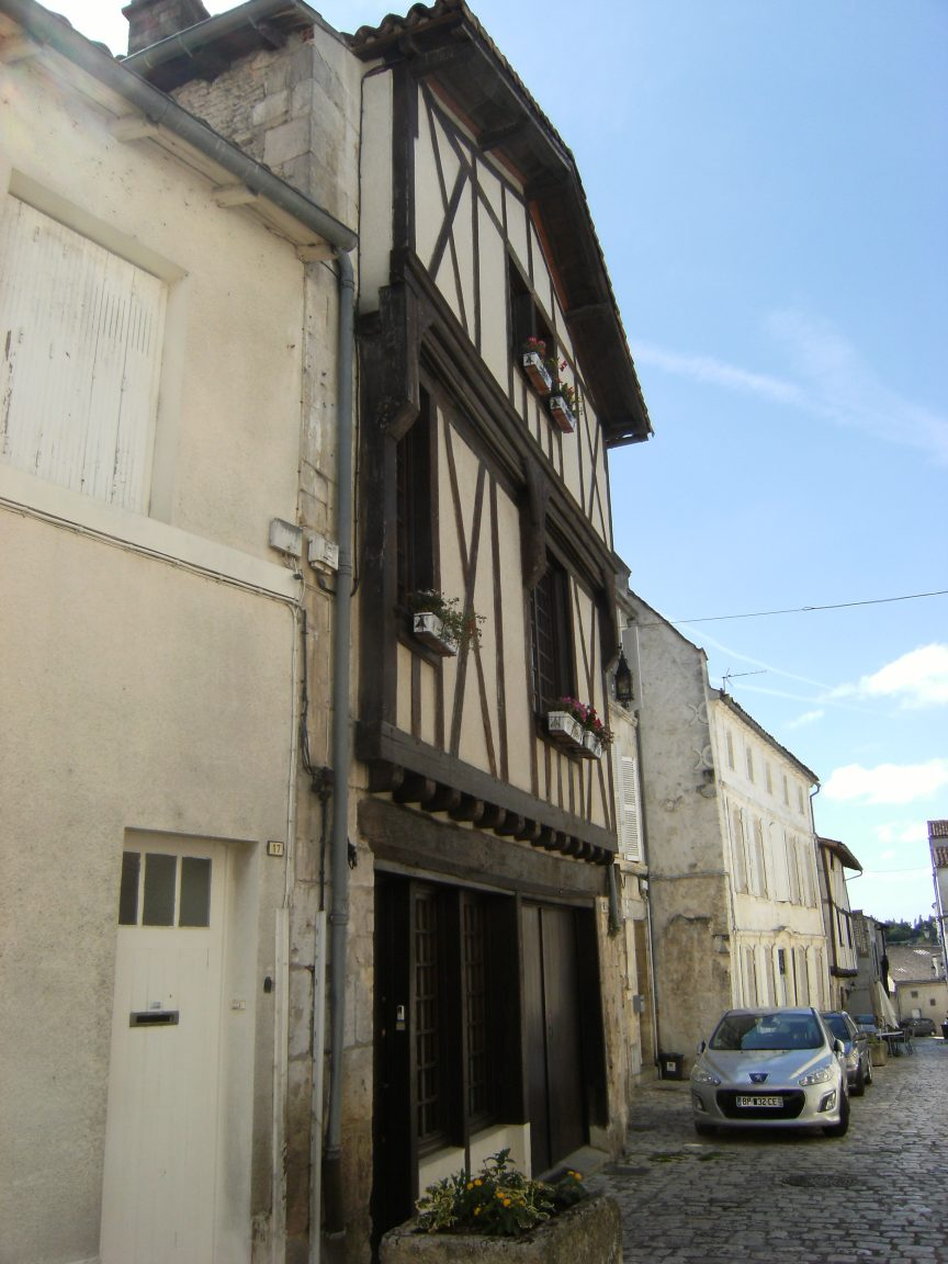 Maison rue Grande (27 mars 2015)
