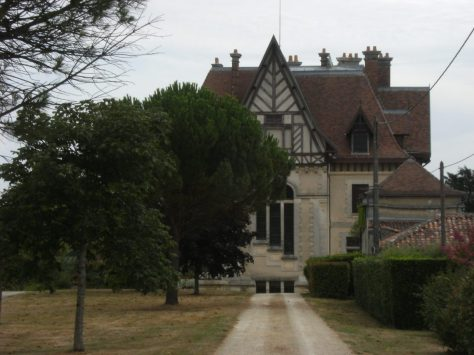 Manoir, Hôtel dit Villa du Grand Breuil, impasse du Breuil (31 juillet 2015)
