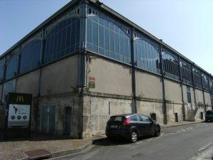 Marché de Cognac (mai 2015)