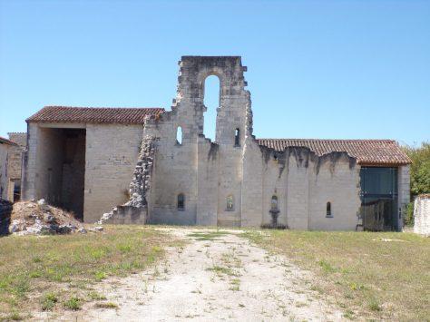 Abbaye Notre-Dame de la Frenade (24 août 2016)