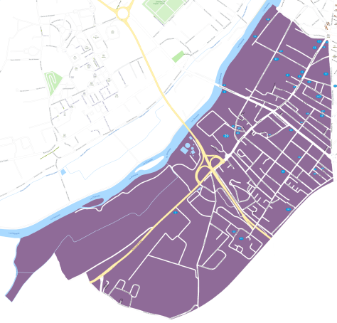Plan de Saint-Martin - Patrimoine