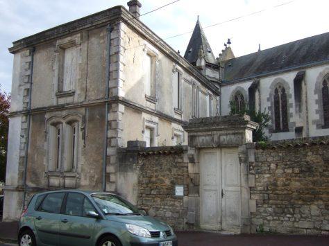 Presbytère dit Presbytère de l'Eglise Paroissiale Saint Jacques (8 octobre 2015)