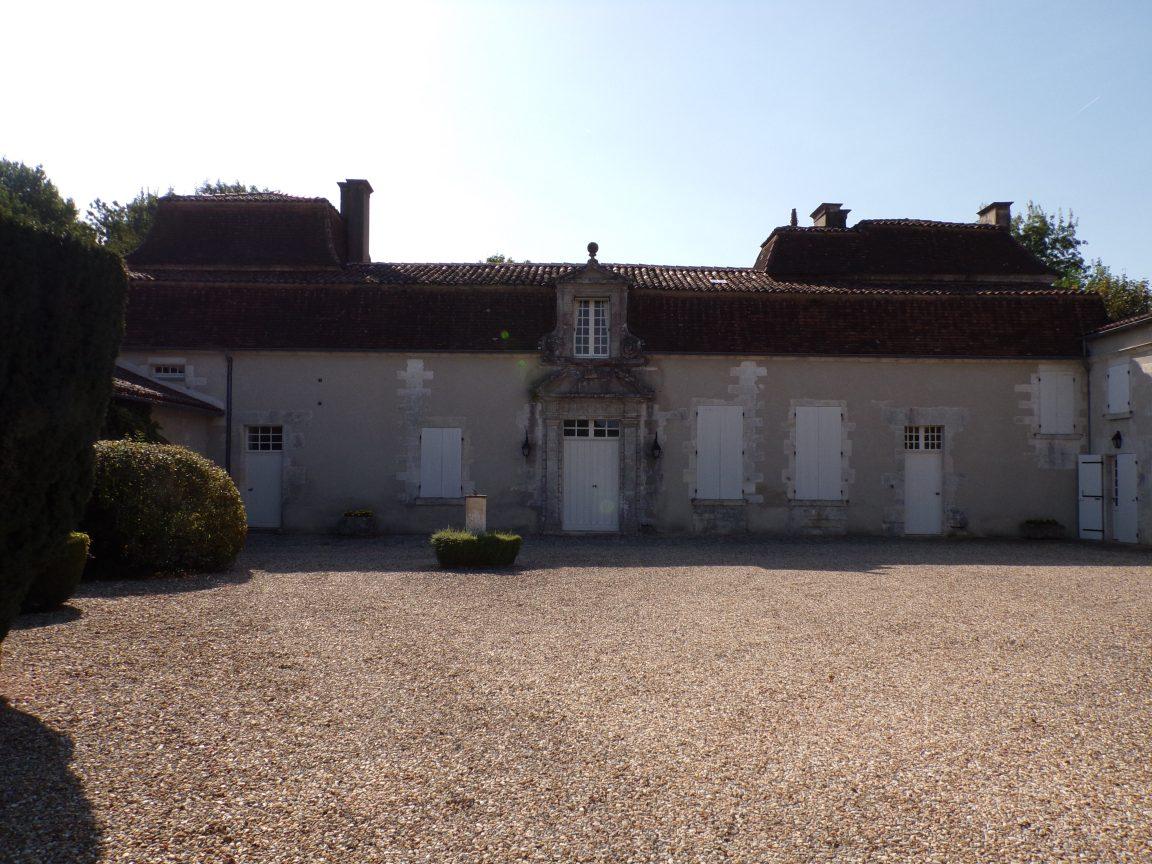 Cherves-Richemont - Le Logis de Saint-Rémy (8 septembre 2016)
