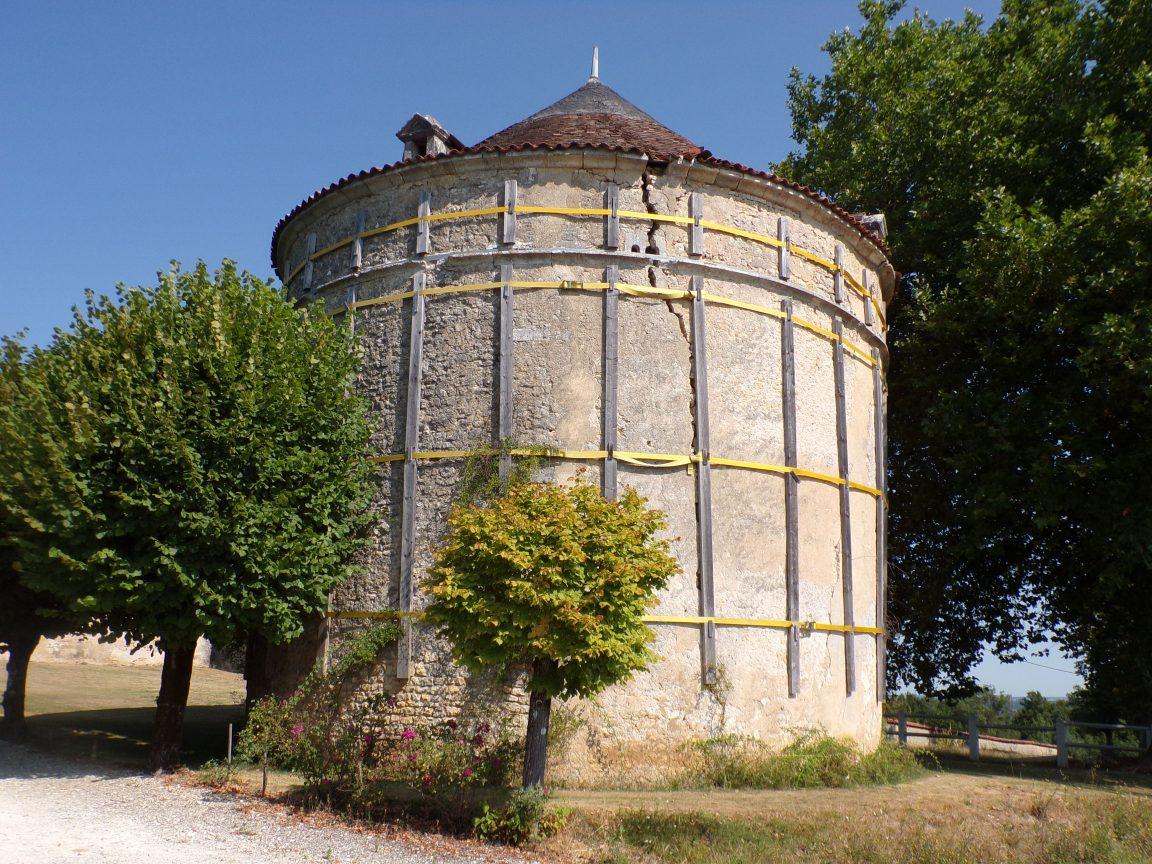 Saint-Brice - Le Château de Garde Epée (15 août 2016)