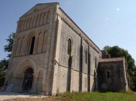 Saint-Brice - L'abbaye Notre-Dame-de-l'Assomption de Châtre (15 août 2016)