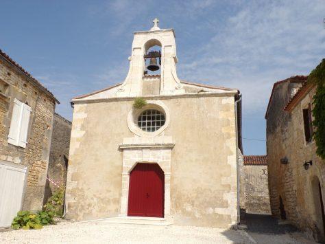Eglise de Vibrac (8 septembre 2016)