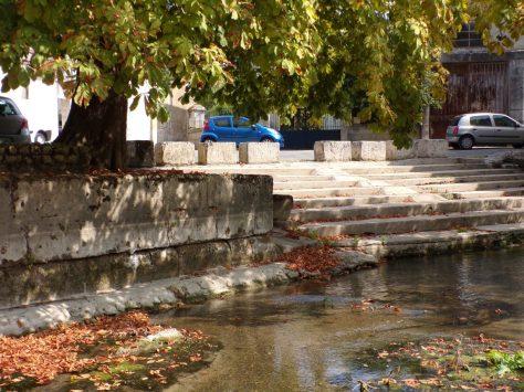 Vibrac - Le lavoir du Bourg (8 septembre 2016)