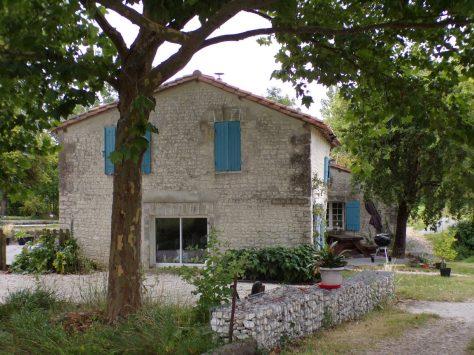 Ambleville - Le moulin 'Chez Guineuf' (16 juillet 2020)