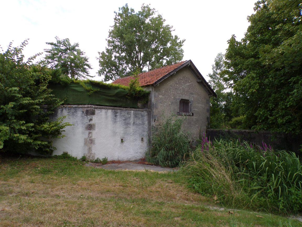 Ambleville - Le moulin 'La Motte' (16 juillet 2020)