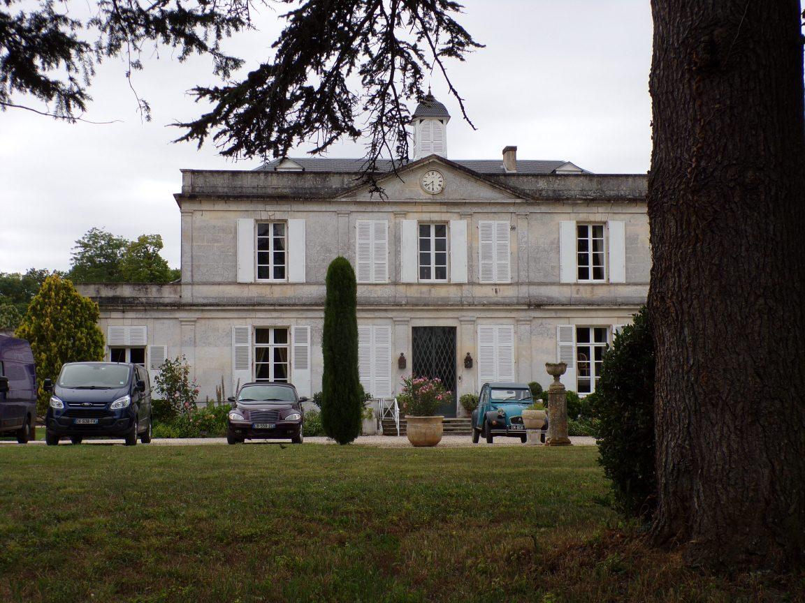 Brives sur Charente - Le Château de Brives (30 juin 2020)