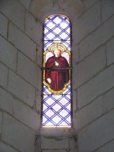Salles d'Angles - La Chapelle des Templiers - Saint Groux (30 juin 2020)