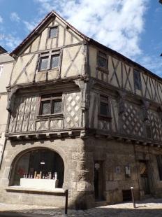 rue Grande - La maison de la Lieutenance (21 septembre 2020)