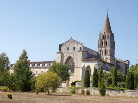 Bassac - Abbaye Saint-Etienne (8 septembre 2016)