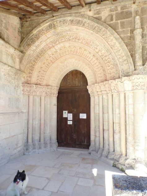Ars - L'église Saint-Maclou (22 août 2016)