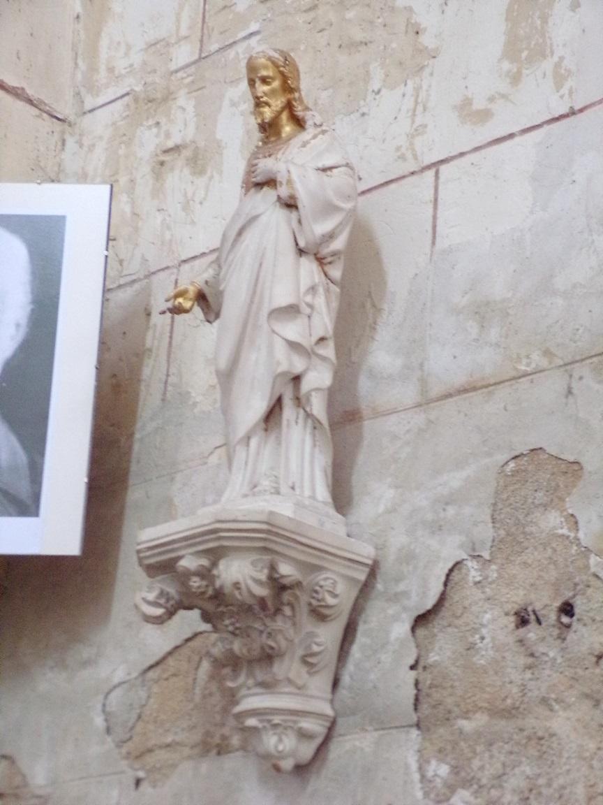 Bassac - L'abbaye Saint-Etienne - Sacré Coeur de Jésus (18 août 2016)