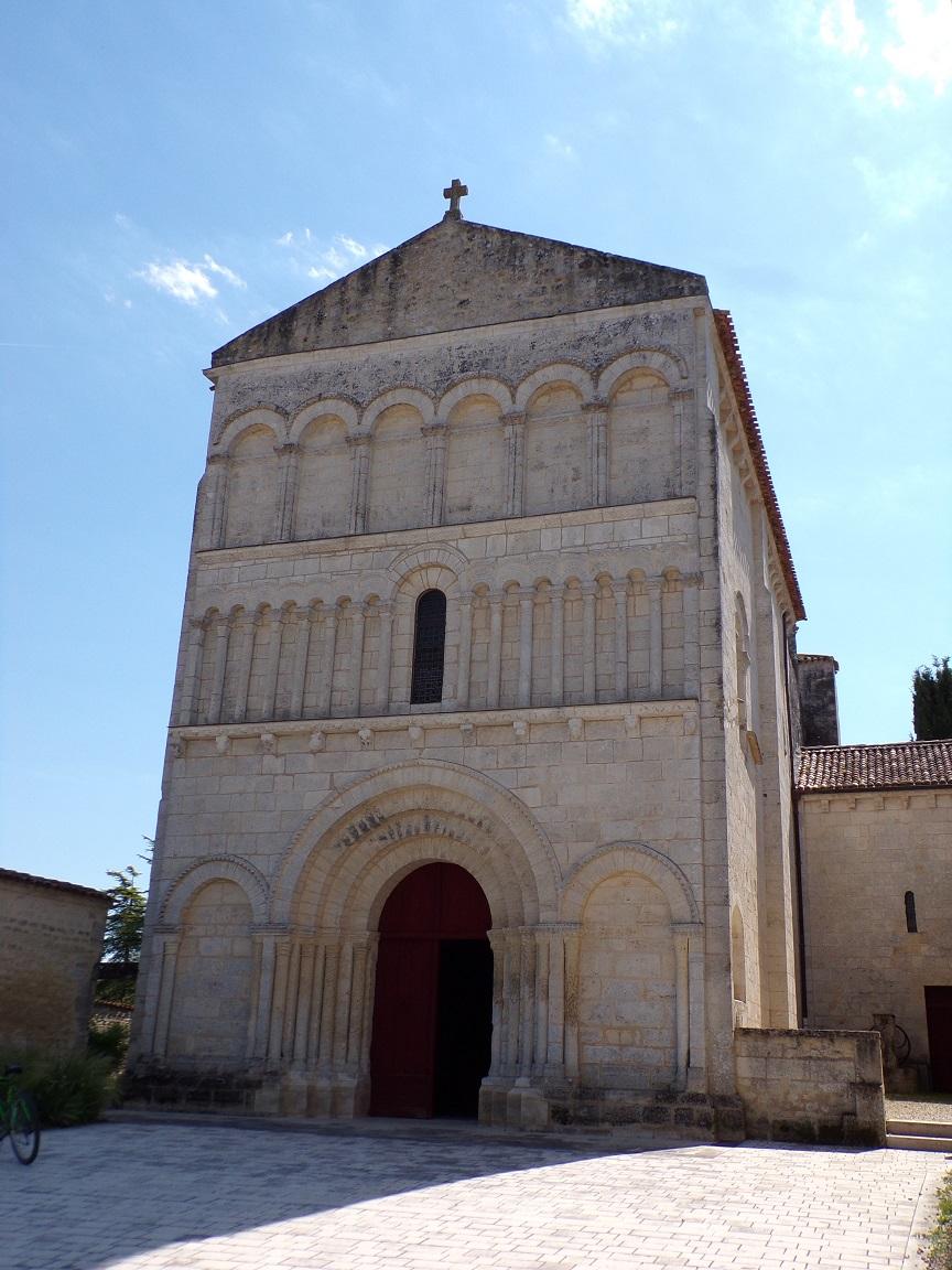 Bourg-Charente - Eglise Saint Jean Baptiste (2 juinb 2019)