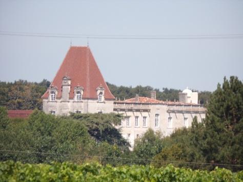 Bourg-Charente - Le château (15 août 2016)