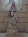 Bourg-Charente - L'église Saint Jean Baptiste - ND Victoire (18 août 2016)