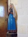 Chérac - L'église Saint-Gervais et Saint-Protais - Bernadette Soubirous (3 septembre 2016)