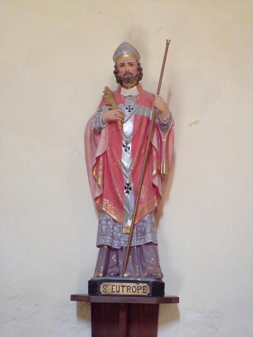 Chérac - L'église Saint-Gervais et Saint-Protais - St Eutrope (3 septembre 2016)