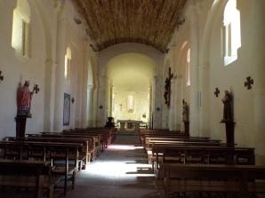 Chérac - L'église Saint-Gervais et Saint-Protais - Vue de l'entrée (3 septembre 2016)