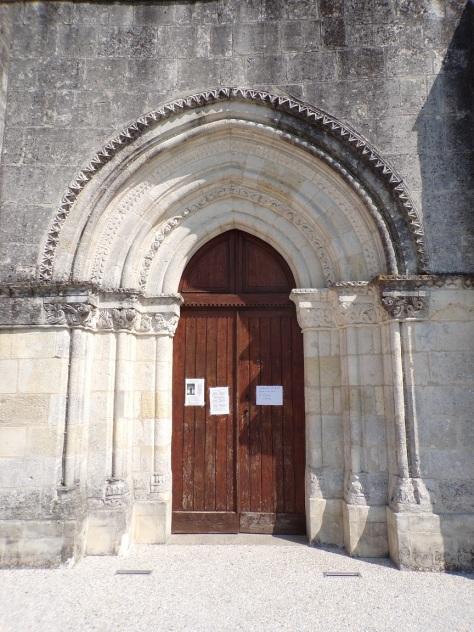 Gimeux - L'église Saint-Germain (12 avril 2019)