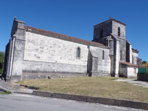 Gimeux - L'église Saint-Germain (22 août 2016)