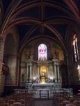 rue Aristide Briand - L'église Saint-Léger - L'autel (25 février 2019)