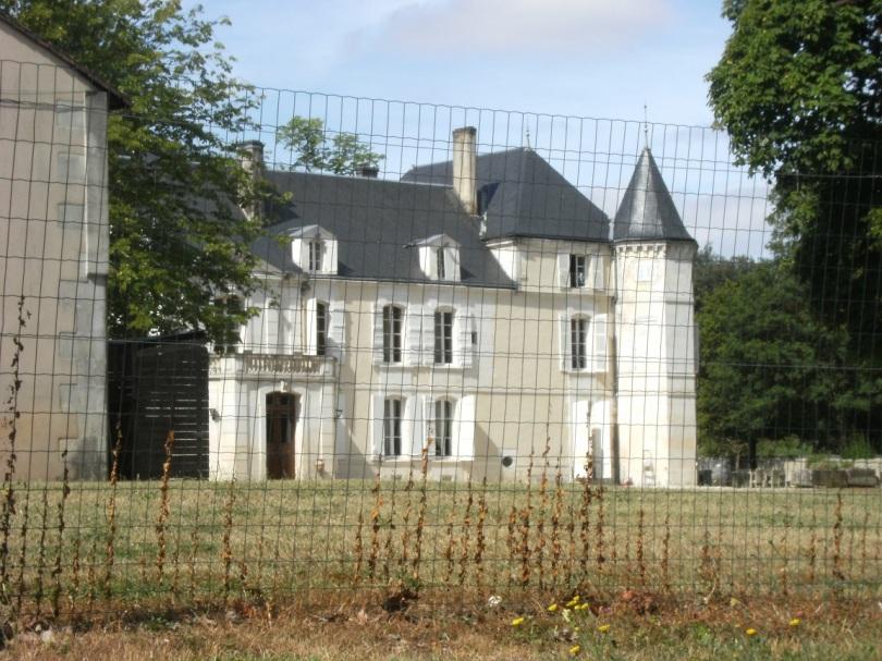 Château de Châtenay (12 juillet 2015)