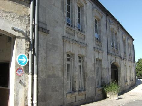 Distillerie, Chai (Distillerie d'Eau de Vie de Cognac) dite Maison de Commerce Renault et Cie, actuellement Jas. Hennessy et Cie (21 août 2015)