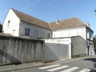 Distillerie d'eau-de-vie de cognac Caminade, puis Jules Duret, puis Calvet, puis Jobit et Cie (3 septembre 2015)