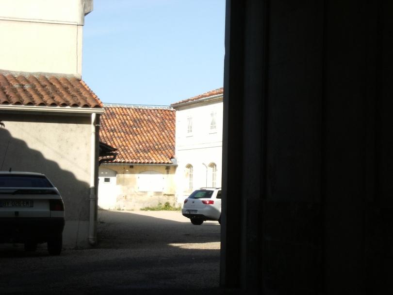 Distillerie d'eau-de-vie de cognac J. Nicot et Cie, puis E. Duras, 4 rue de Segonzac (26 août 2015)