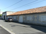 Distillerie d'eau-de-vie de cognac J. Nicot et Cie, puis E. Duras, rue Lohmeyer (26 août 2015)