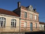 École maternelle de Crouin - rue Haute de Crouin (12 novembre 2015)