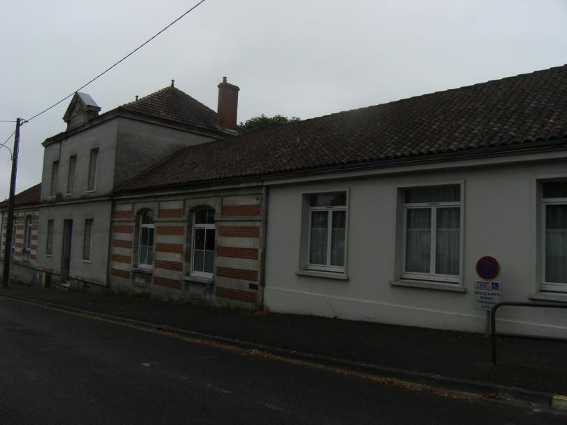 École primaire Jules Michelet, 11 à 17 rue Lecoq-de-Boisbaudran (26 juillet 2015)
