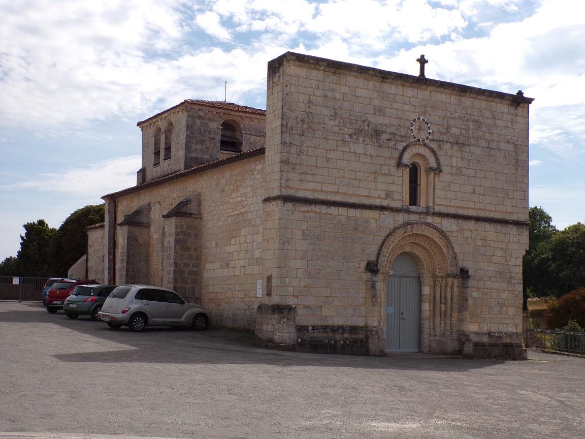 Saint-Laurent de Cognac - L'église Saint-Laurent (12 septembre 2016)