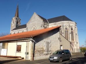 Église Saint-Martin, du Sacré-Coeur (19 février 2019)