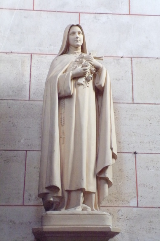 """Église Saint-Martin, du Sacré-Coeur - Sainte Thérèse de Lisieux dite """"Sainte Thérèse de l'Enfant Jésus"""" (17 juin 2017)"""