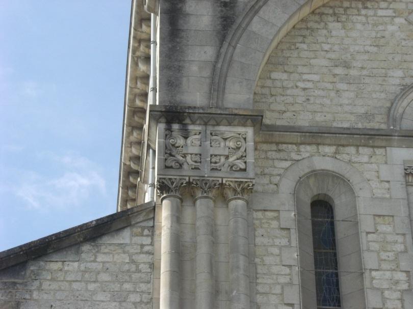 Église Saint-Antoine du couvent des Capucins (12 juillet 2015)